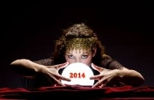 Psychic Reading of 2014